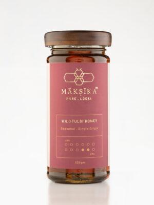 Wild Tulsi Pure Honey by Maksika Honey