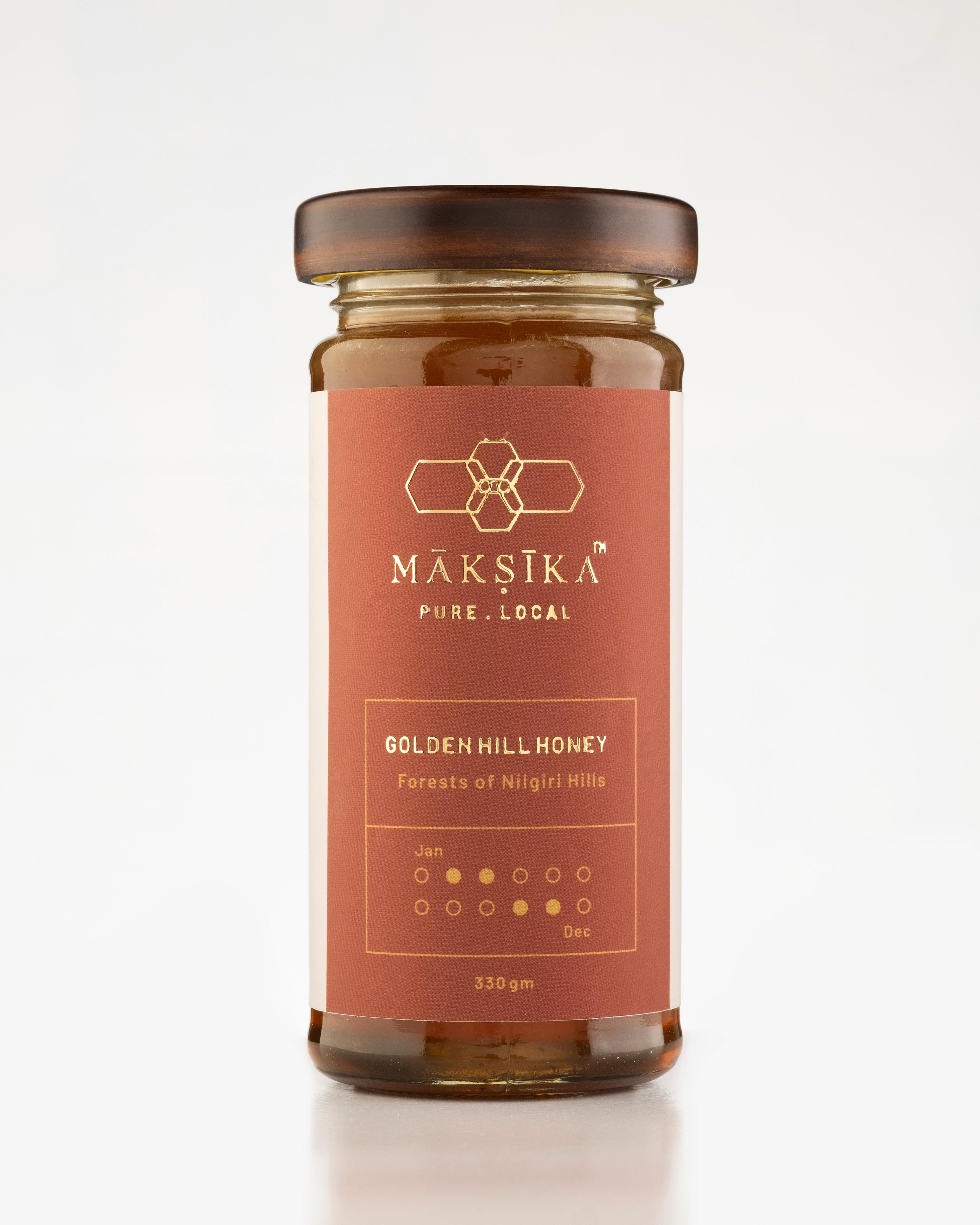 Golden Hill Honey